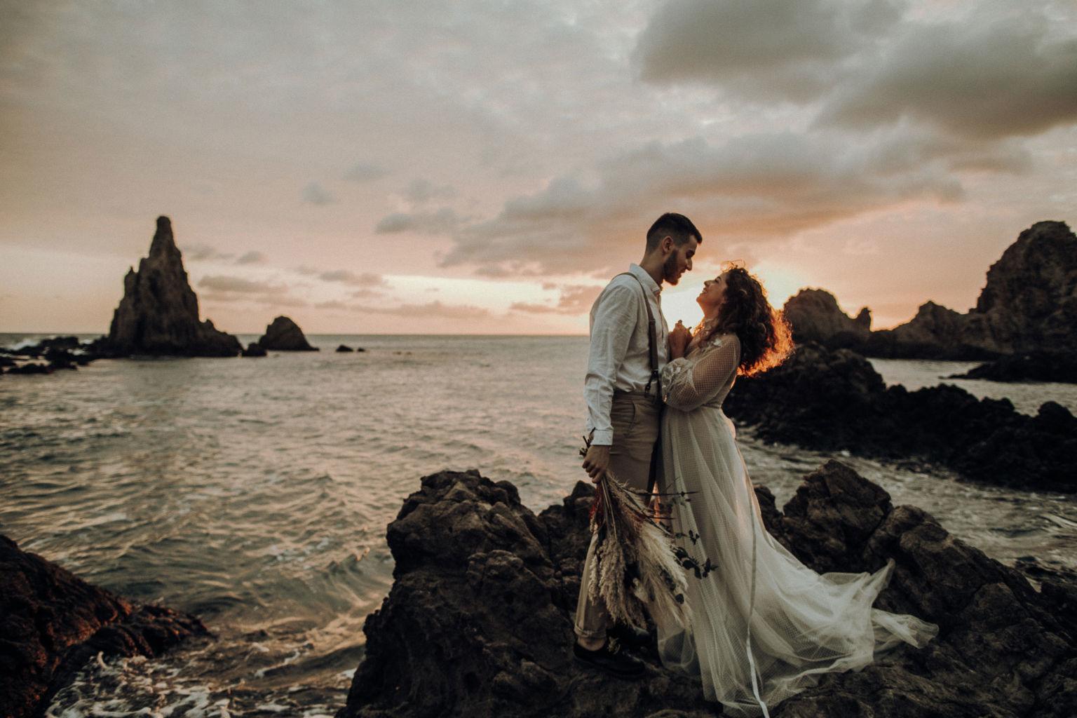 Gründe für eine Hochzeit zu zweit