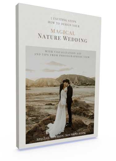 7 steps to your perfect wedding in nature