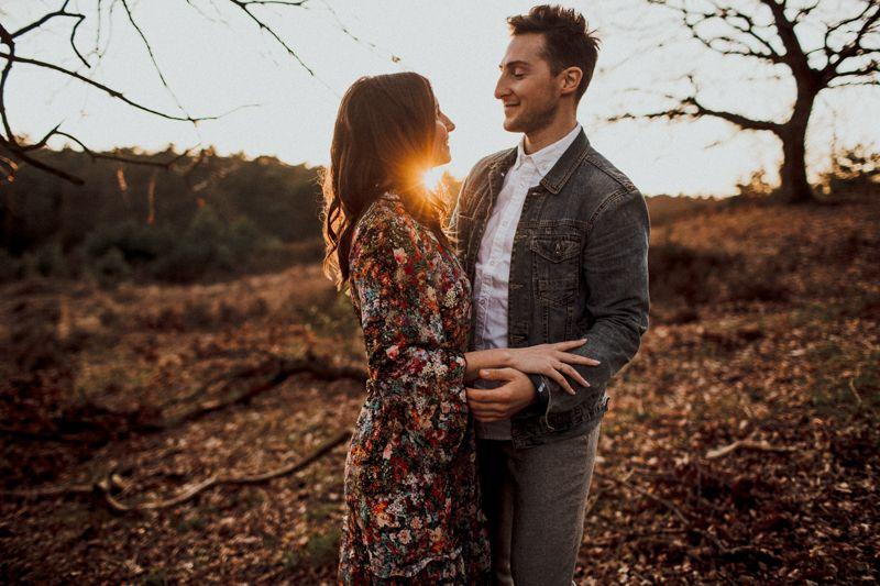 Die perfekte Tageszeit für ein Heiratsversprechen zu Zweit in der Natur. Was sagt Ihr? Kurz vor dem Sonnenuntergang ist das Chi am dichtesten, wir fühlen uns dann verbundener denn je!